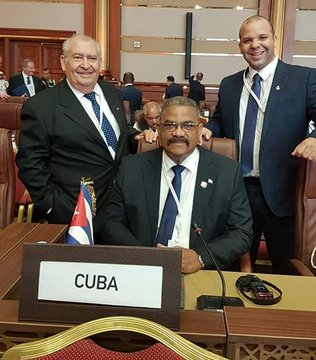 Participa Cuba en reunión de Red Global de Integridad Judicial