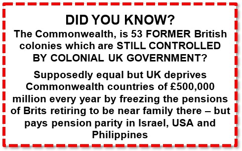 #CommonwealthDay  #CommonwealthDelivers. #Commonwealth http://ow.ly/HapV30qkyp5  Commonwealth delivers nothing for 500,000 British Frozen Pensioners in Commonwealth, which violates Cwealth Charter @PScotlandCSG does nothing about that - paid by UK Govt! https://twitter.com/commonwealthsec/status/1232285146121895937 …pic.twitter.com/A9leWhoTeA