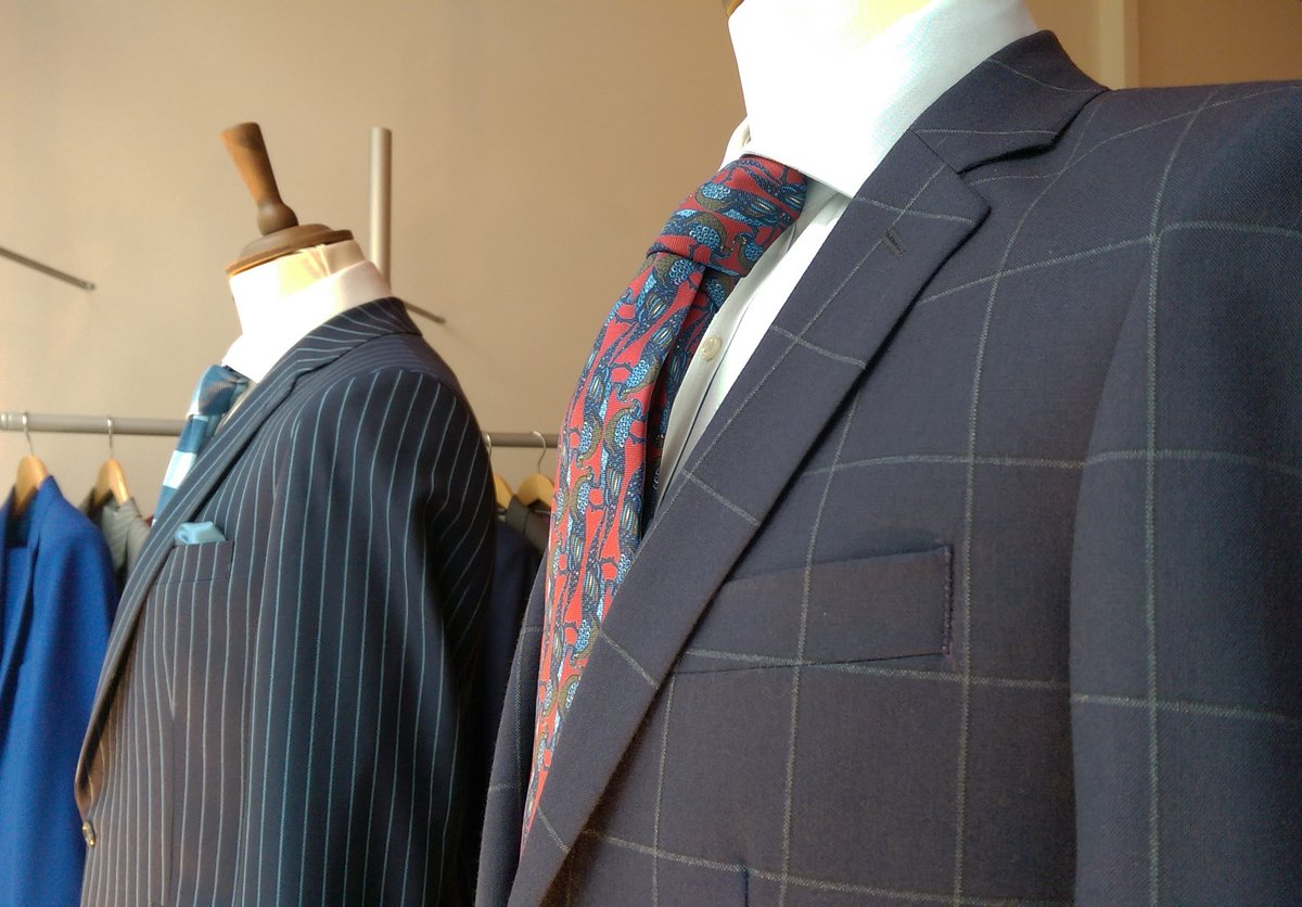 It's all in the mix!  #bespoke #tailor #style #design #suits #madeinbritain
