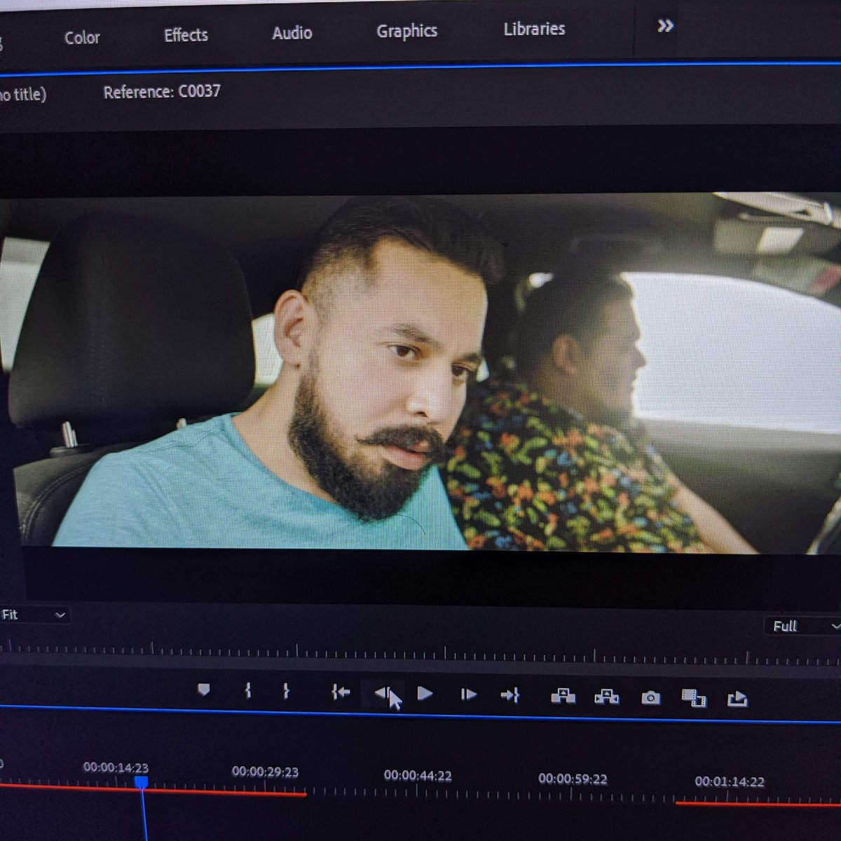 Someone tell me what I'm looking at here......wrong answers only!!! #films #filming #actor #actorslife #acting #filmfestivals #bigscreen #mustache #beard #directing #editingpic.twitter.com/cyNAaRkvhA