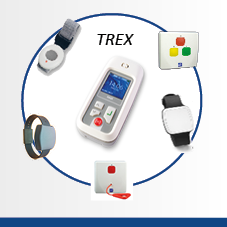 TREX provides flexibly care for people in both private and public care with a mobile call system  http://bit.ly/2NvUXoy   #TECS  #Healthcare
