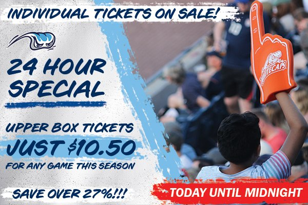 """INDIVIDUAL TICKETS ON SALE NOW!https://atmilb.com/2HyGuJ7  That's it.  That's the tweet.   (Is that how these """"That's the tweet"""" things work? Asking for... me.)pic.twitter.com/DYtnKYhEft"""
