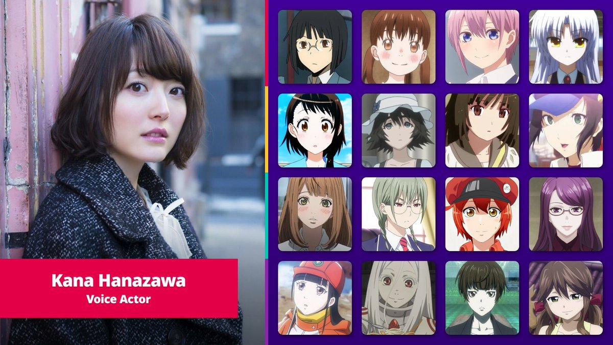 Happy birthday, Kana Hanazawa! 🎉🎂