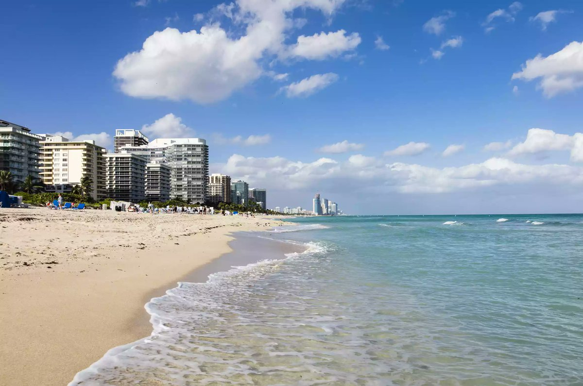 Weather wise, any time of year is good to visit #Miami. But you'll want to avoid peak #tourist seasons.