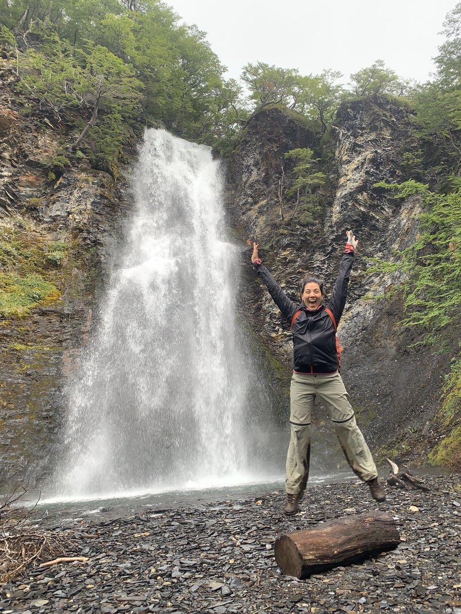 Y finalmente llegamos !  Y dsps el mismo camino de vuelta 🥵 #TDF #Patagonia 🇦🇷🏔