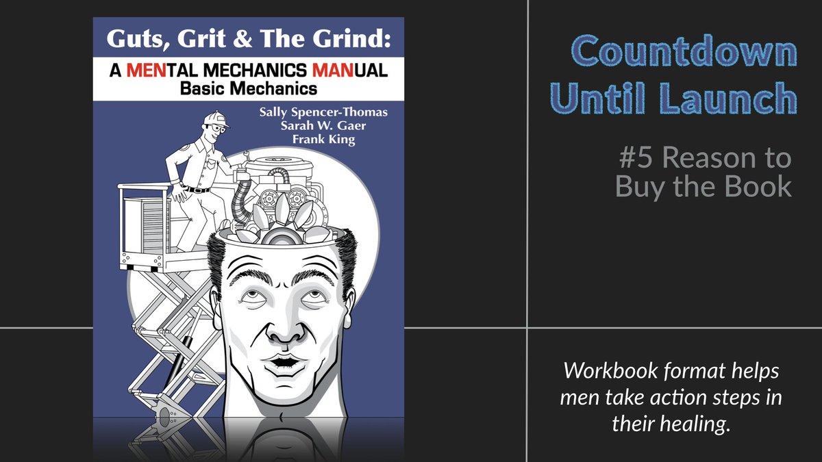 What action steps to do you take to take care of your emotional well-being? Check out Guts, Grit & The Grind (www.GutsGritGrind). The first book in our book series will launch on March 1st. #GutsGritGrind   http://www.GutsGritGrind.com   #MensMentalHealth  #SuicidePrevention  #Recovery