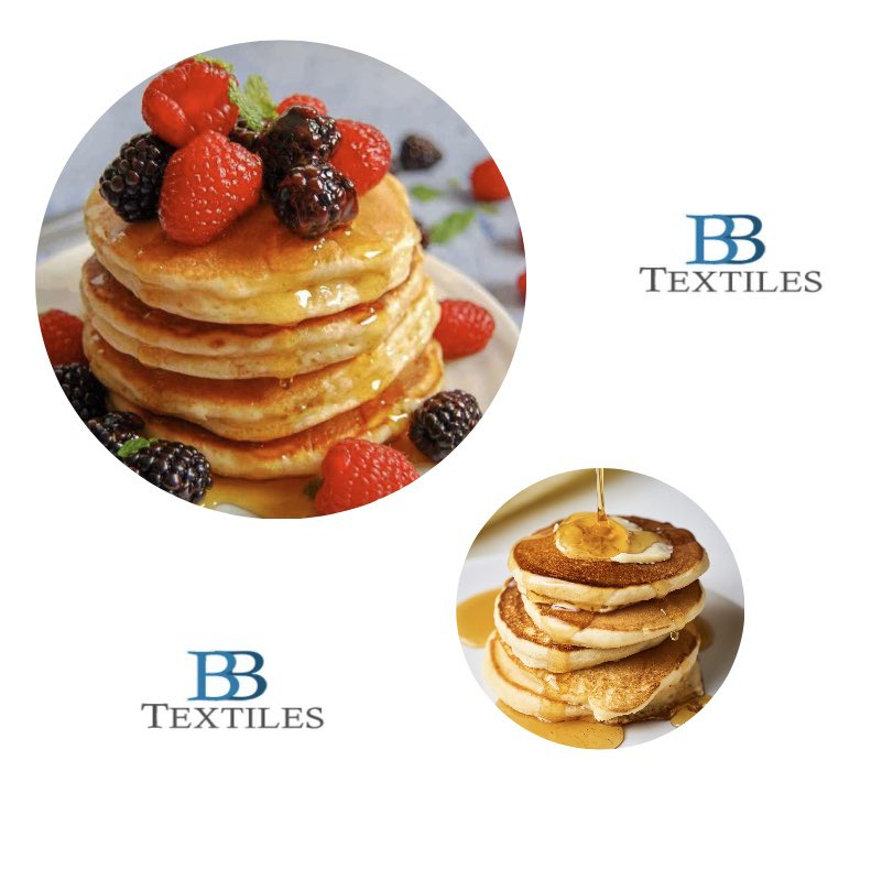 🍯 Happy Pancake Day! How will you eat yours?!  🔹 #PancakeDay2020 #shrovetuesday #pancake #fun #bbtextilesltd