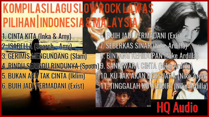 Kompilasi Lagu Lawas, Slow Rock, Love Song Theme, Indonesia,Malaysia.>https://youtu.be/1kF0nfx_T1o  #dreamsbucket #music #musikindonesia #slowrock #Malaysia #Indonesia #lagulawaspic.twitter.com/Qi7snmvECW