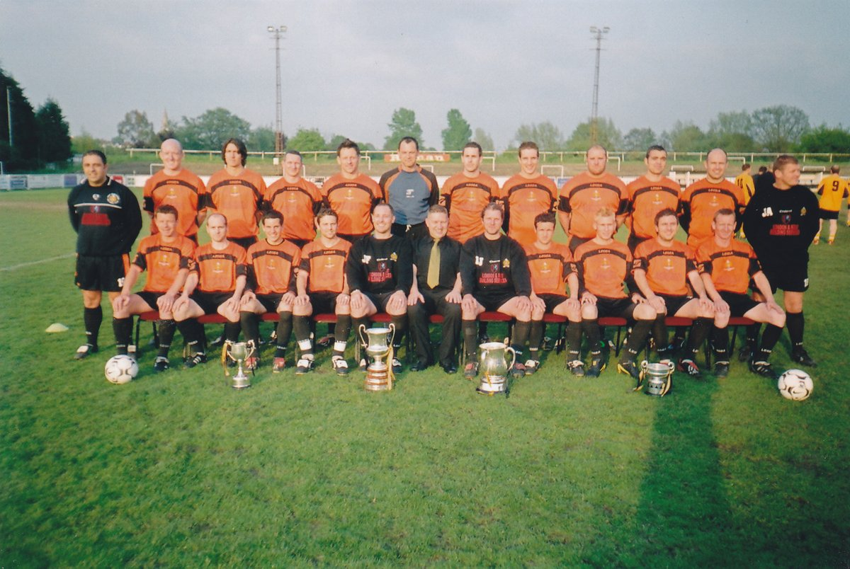 Today's fun fact. When @OfficialWands won the Kent League in 2003-04, they lost twice as many games as @maidstoneunited - who finished fourth! #threepointsforawinpic.twitter.com/wYUcwr9YNi