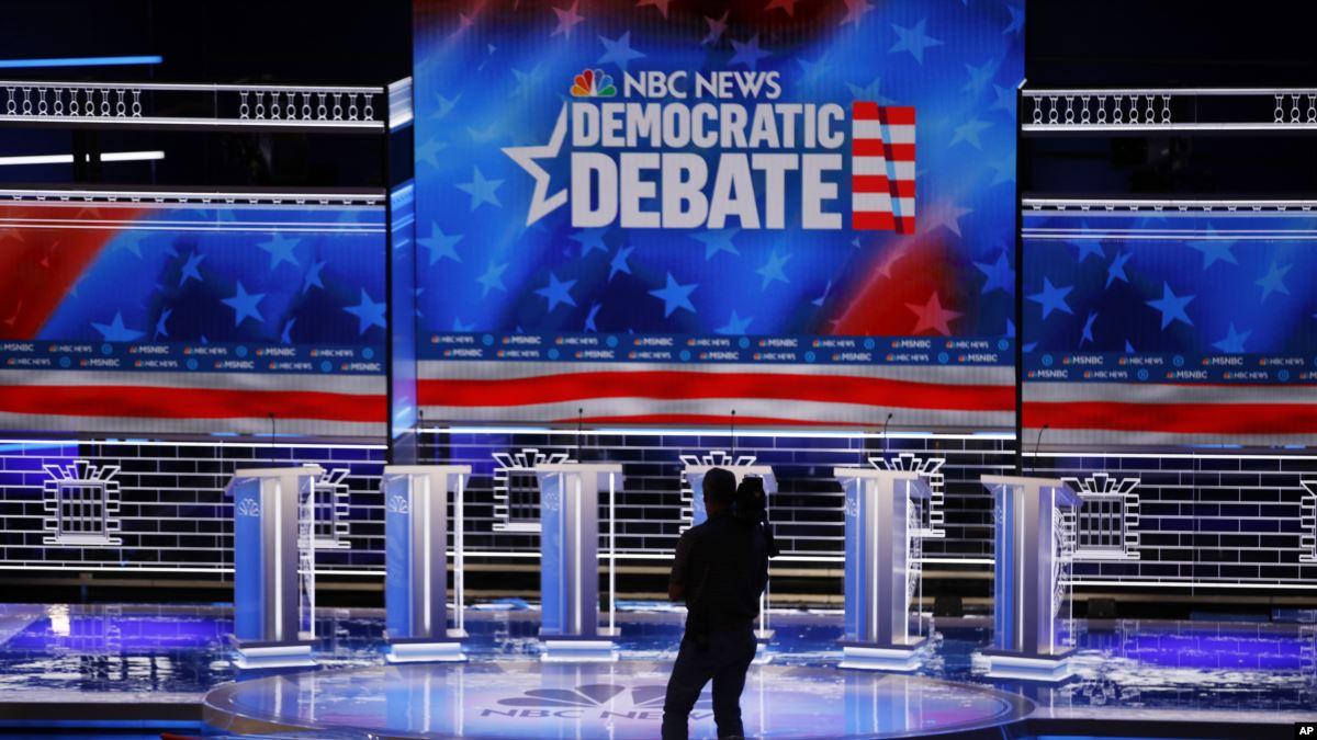 PDIP Partai Paling Korup :  Tujuh Kandidat Capres Partai Demokrat akan Berdebat di South Carolina http://Seword.Compic.twitter.com/9gYCBylWFa