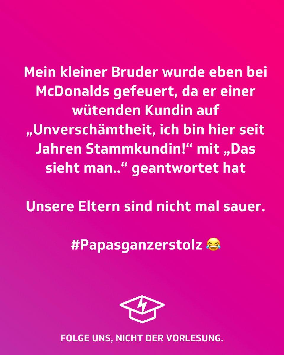 Karriere direkt auf Stufe 1 beendet. #studentenstoff #studentenleben #studentenprobleme #semesterferien #hausarbeit #lernen #jodel #jodeldeutschland #jodelapp #semesterstart #unistart #vorlesung #lustigesprüche #witzigesprüche  #lustig #lachen #witzig #lächeln #freudepic.twitter.com/zOlV1JvFh2