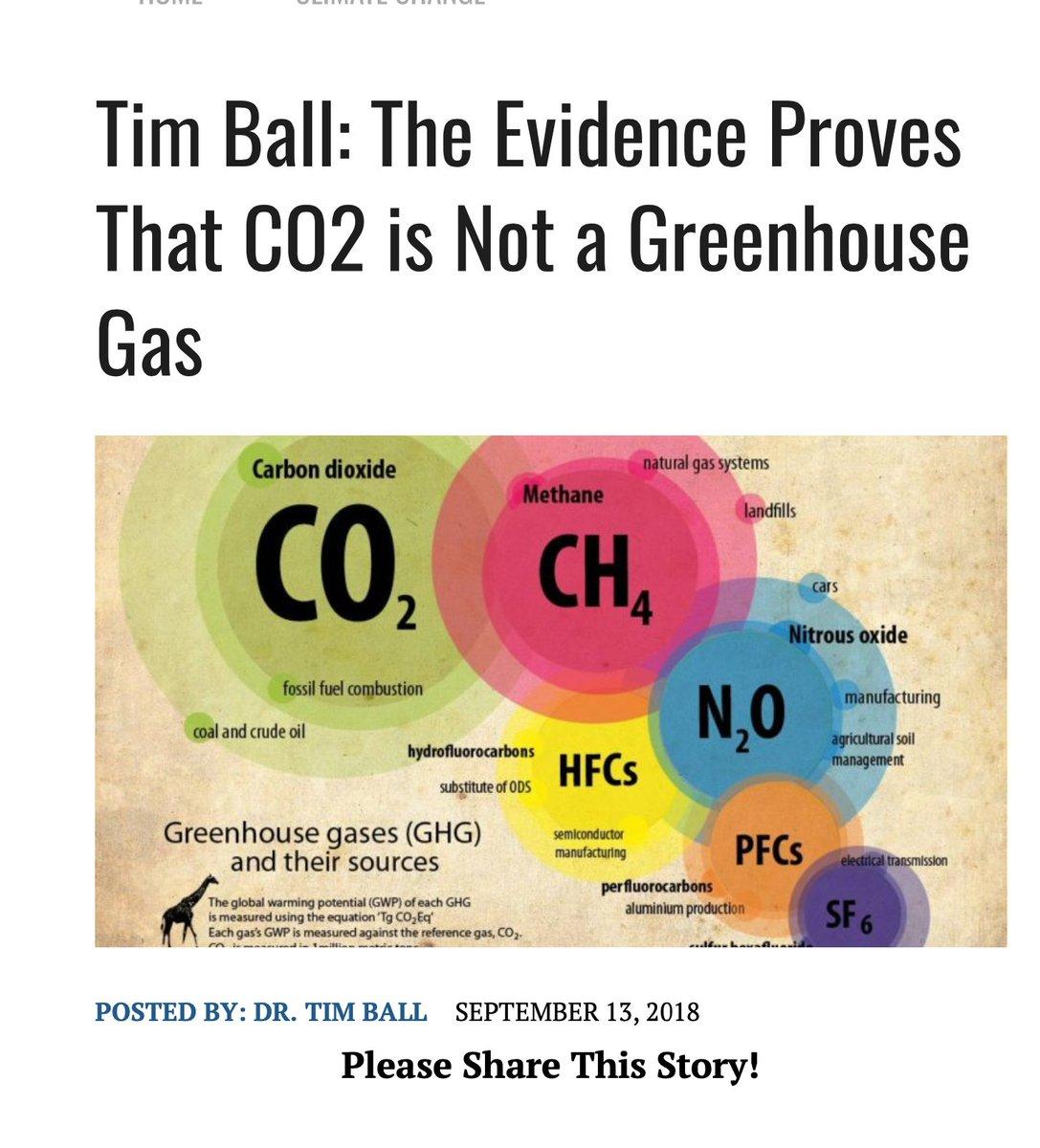 Linkse #wetenschapontkenners verwarren #CO2 consequent met #waterdamp. Evenals #Arrhenius in het begin van de vorige eeuw. #Arrhenius begreep echter in 1906 dat hij het bij het verkeerde eind had. pic.twitter.com/ZSnsUWGfah