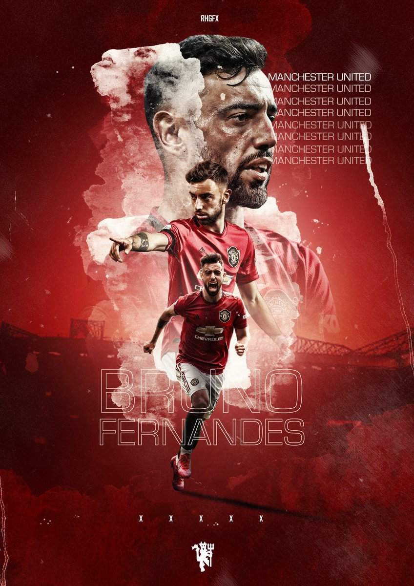 Rhgfx On Twitter B Fernandes8 Wallpaper Manchesterunited Reddevil Newdevil Mufc