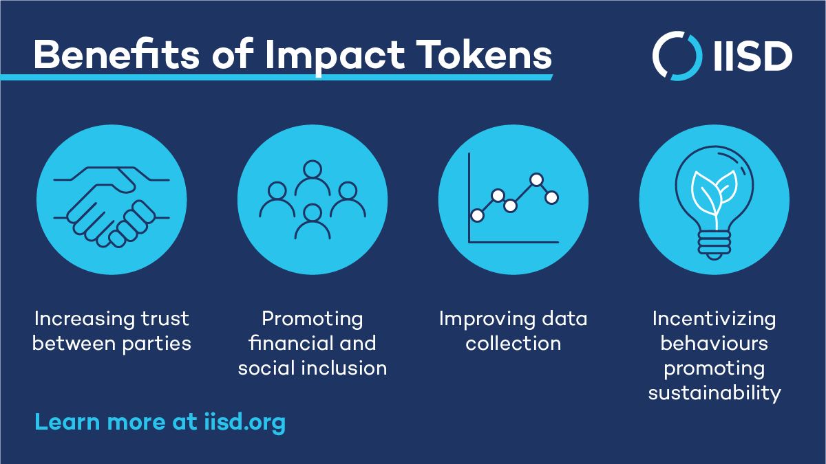 "How can #blockchain unlock finance for projects with positive social and environmental impacts in support of #SDGs? Read our new paper ""Impact Tokens: A blockchain-based solution for impact investing"" bit.ly/impact-tokens"