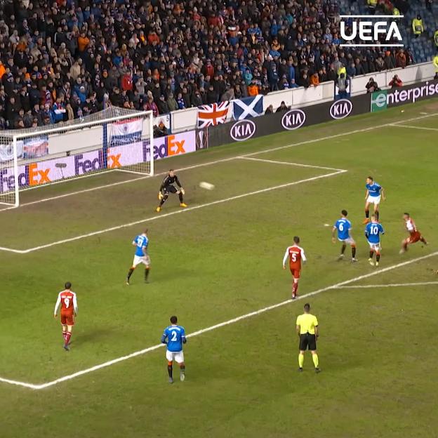 Goals ✅Drama ✅Rangers vs Braga last week = 🍿#UEL
