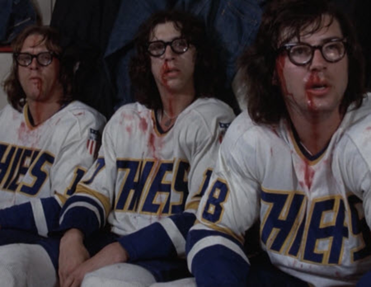 On this day in 1977, Slap Shot was released @Hanson_Brothers #Hockey365