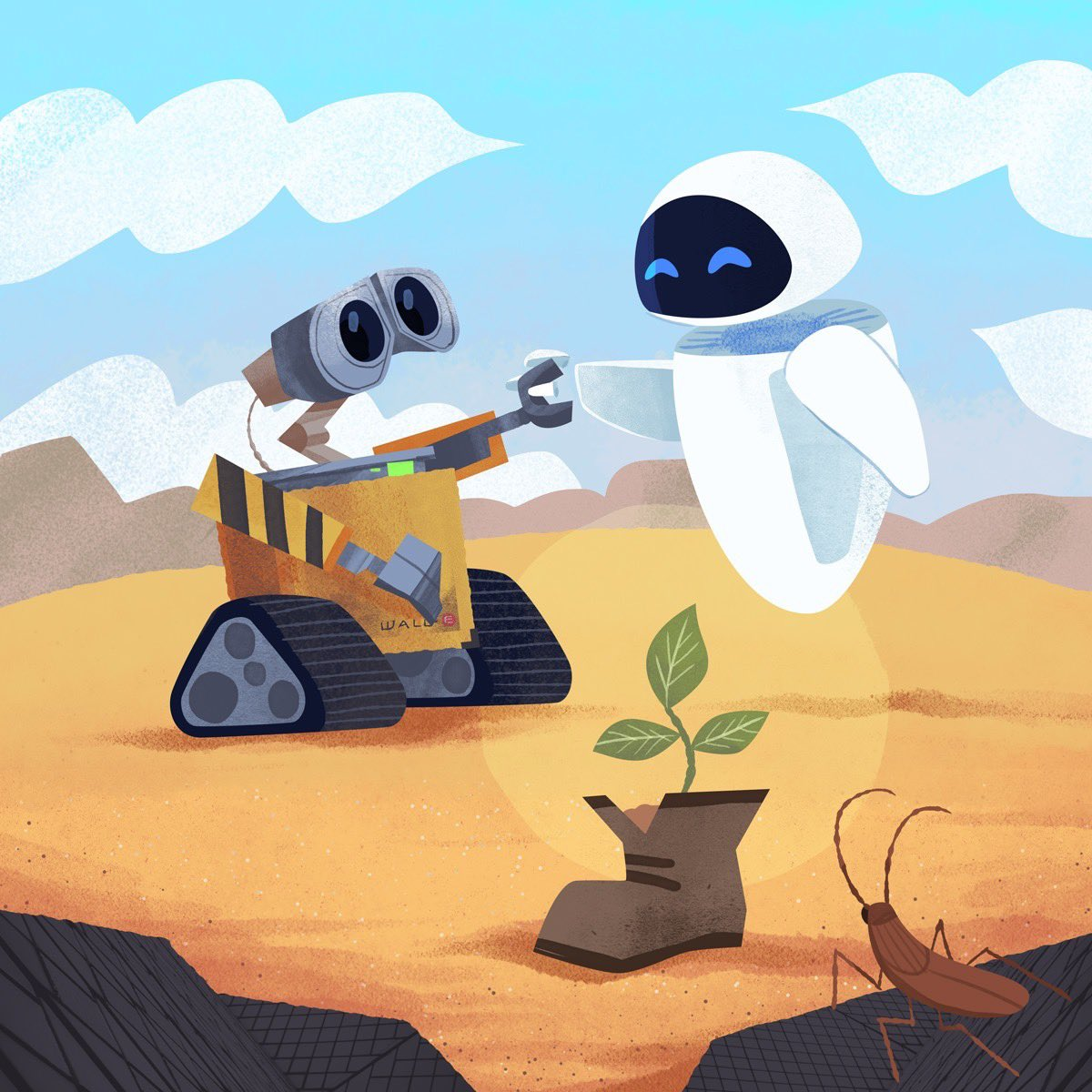 Find an area of the curriculum where this movie cannot be utilised?! I feel like so many concepts can be covered!!! #walle #filmstudy #saveourplanet #teachSDGs #SDGs #pixar @Disney @Pixarpic.twitter.com/KFVezzDKFH