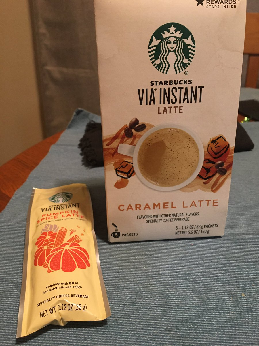 Decisions decisions @Starbucks #coffee #coffeeaddict #coffeetime #WakeUp #pumpkinspice #caramel #latte
