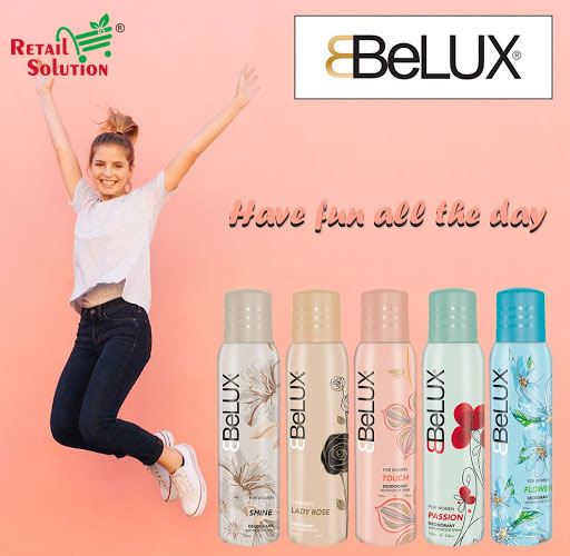 A Full Day Of Confidence With #Belux  🥰