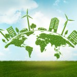 Image for the Tweet beginning: Wall Street Green Summit -