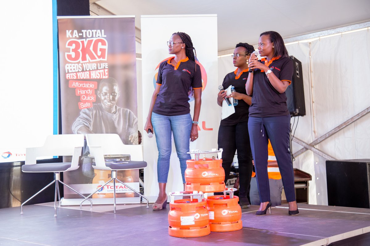 A special anti-deforestation presentation was made by the Total Uganda Ltd specialties team, prior to a QUIZ & WIN session where 3 students WON 3KG Gas Cylinders.We strive to be the RESPONSIBLE ENERGY MAJOR.#BetterEnergy #AFWAUg2020 #AFWA2020 #AfWACongress #AfWAKla2020 #AfWA