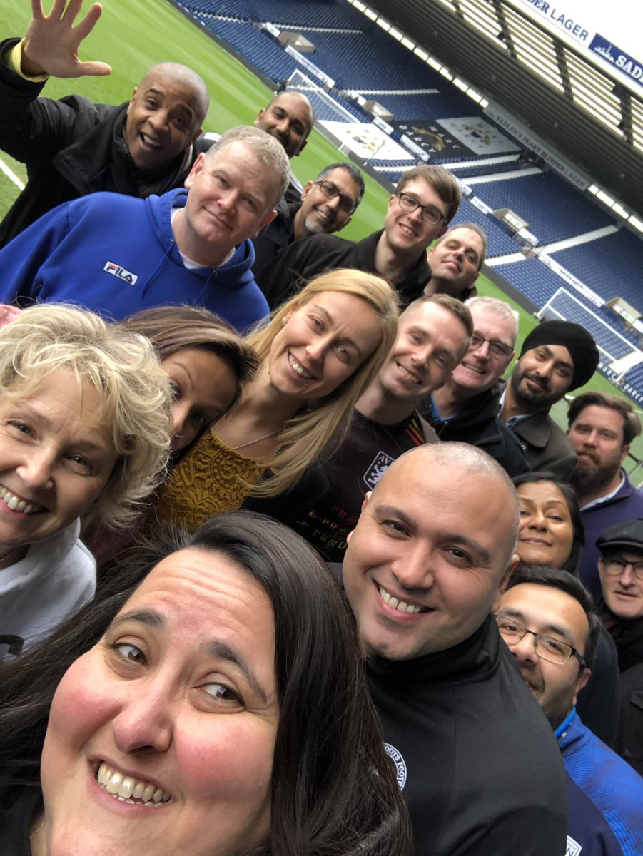 excellent day with the #FansForDiversity guidance group   talking all things inclusion and diversity in football   lots of exciting plans afoot   thanks @ApnaAlbion for hosting   a real honour to be in the Cyrille Regis suite<br>http://pic.twitter.com/HtgbhK5aIt