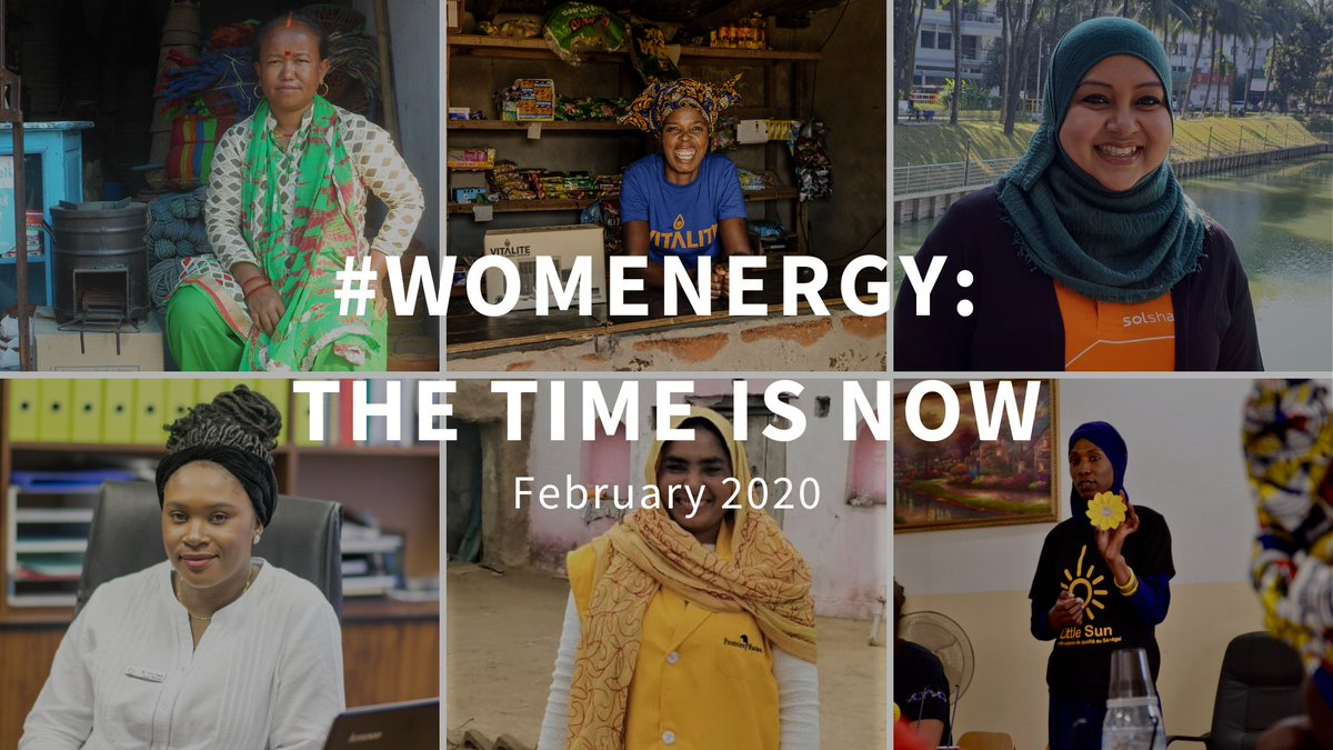 2020 marks the 25th anniversary of the Beijing Declaration for womens empowerment. Has womens action agenda impacted #SDG7? Our February #newsletter is out! Click here buff.ly/2PpqKdJ and start reading it! #SDG5 #SDGs #GlobalGoals #CleanEnergy #GenderEquality