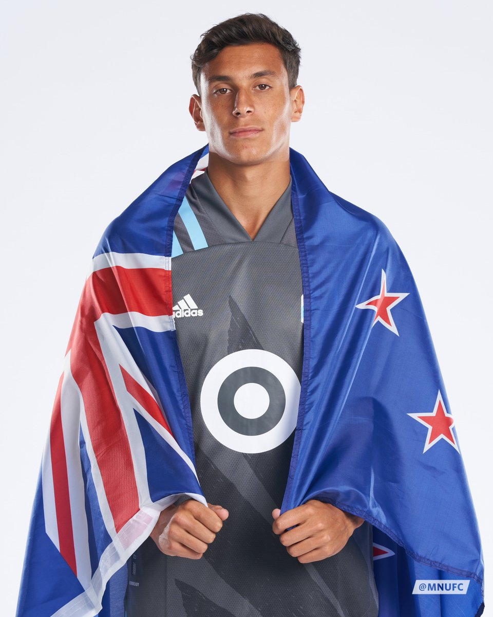 another Kiwi officially signed to the squad...