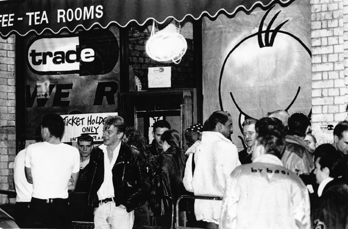 Trade nightclub at Turnmills in Clerkenwell 1995. #IslingtonsPride #LGBTHM20