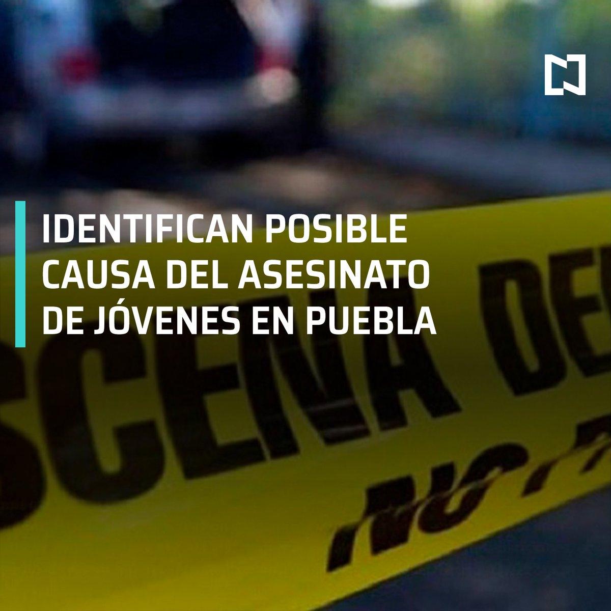 Gobierno de Puebla confirma la detención de tres personas que podrían estar relacionadas con el multihomicidio de 4 jóvenes. Entrevista a @DavidMendezPue.  #Despierta con @daniellemx_ y @campossuarez