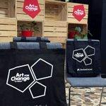 Image for the Tweet beginning: #ArtforChangelaCaixa lleva 12 años apoyando