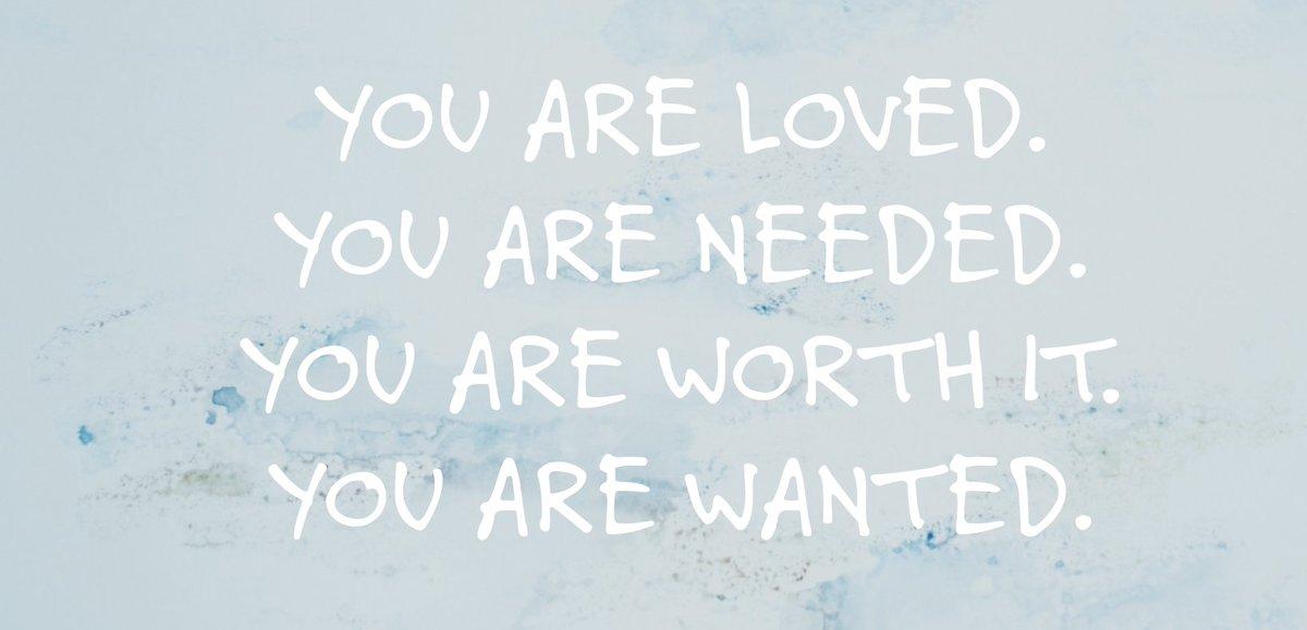 Just a little reminder 💜 #beheretomorrow