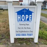 Image for the Tweet beginning: We are visiting with Hope