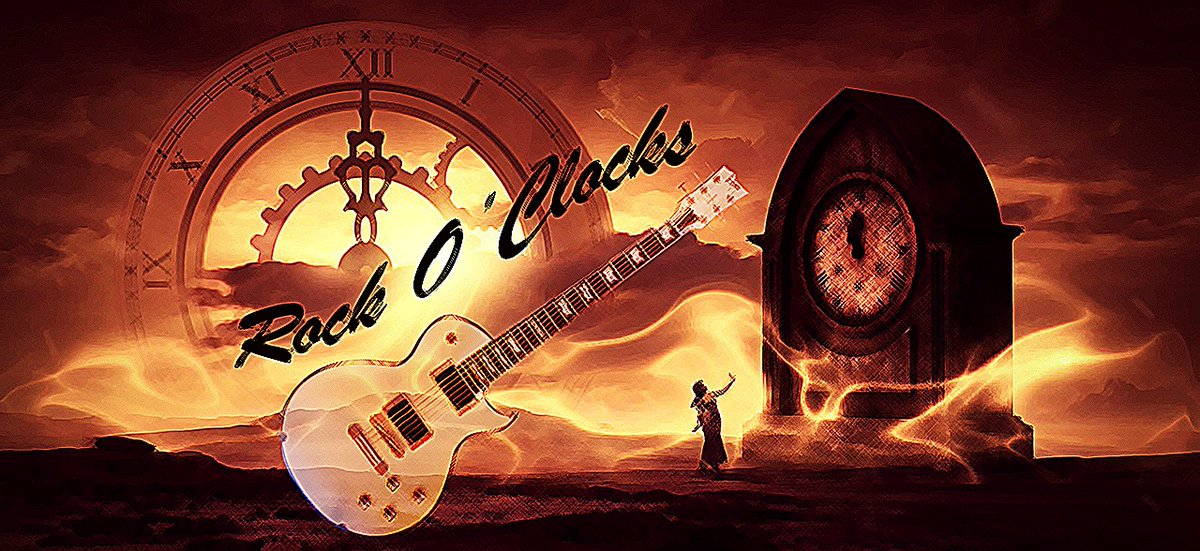 Today 3 Hours #RockOClocks! 1st Hour starring @UTRtheBand @abbykonbass @DeanandChapter @MadWetSea @silence_thecrow Hollywood Undead, Buzzcocks, Architects, Parkway Drive, The BossHoss, Rammstein and more!  Enjoy it here http://stream.laut.fm/radiotfscpic.twitter.com/34J7Iy4cms