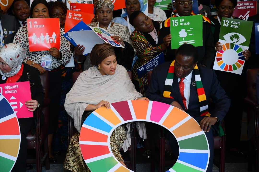 .@UN's @AminaJMohammed's address to the sixth Session of the #African Regional Forum for Sustainable Development. #ARFSD2020 This annual meeting comes at a decisive moment for delivering the goals of two mutually reinforcing #2030Agenda & #Agenda2063. un.org/sg/en/content/…