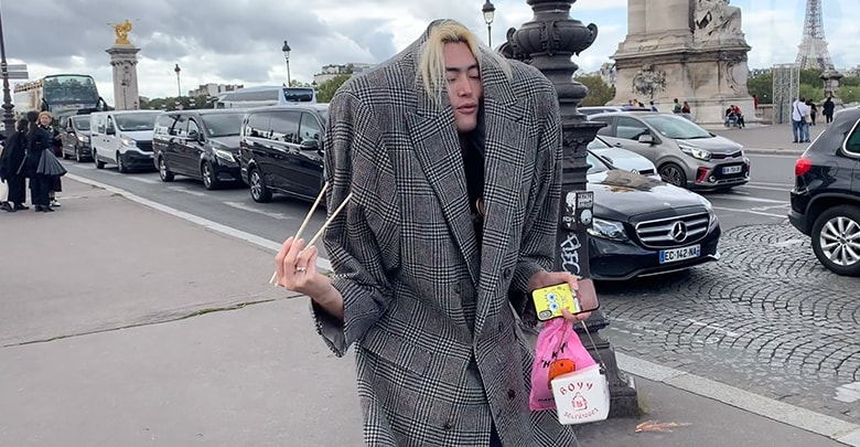 Indulge into some heavy dose of fashion fun and come along for the ride as our Editrix trots around Paris for a marathon of catwalk shows. It's our throwback #PFW vlog: http://10magazine.com/tv/paris-fashion-week-vlog-throwback-ss20-video/…pic.twitter.com/27GpkI6DpS