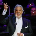 "Image for the Tweet beginning: 🔴 #PlácidoDomingo aceptó ""toda la"
