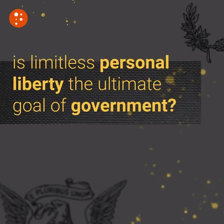 Image for the Tweet beginning: What does liberty and the
