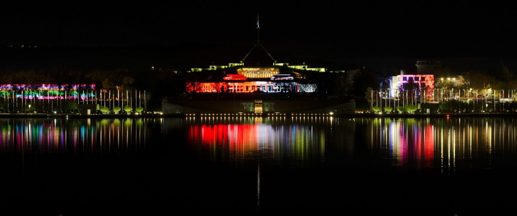 Days out from the beginning of the Enlighten Festival master photographer ANDREW CAMPBELL sneaks some photos at a light rehearsal last night (February 25). https://citynews.com.au/2020/campbell-sneaks-some-snaps-at-the-enlighten-rehearsal/…pic.twitter.com/JLUa7ZX6TB