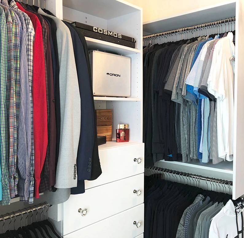 Is It Polo Shirt Season Yet?! #organized #closetorganizer #closetgoals #closettip #closetdesign #diy #diyliving #diylife #doityourself #customclosets #dreamhome️pic.twitter.com/nhOKxu6U0D