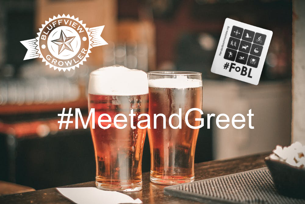 Our 4th Wednesday #MeetandGreet is tomorrow at 4pm at the #BluffviewGrowler (3850 NW Highway. Go east past Marsh/Lemmon to the next light). Come say hi and share a drink and conversation with us. You might be able to see the weekend from here! #FoBL #BachmanLake #FourthWednesdayspic.twitter.com/8uxHh8EkwI
