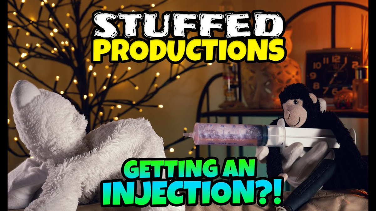 Crunch Time by Stuffed Productions -  Comedy Shorts   #Animals #Comedy #Doctor #Film #Funny #Funnyvideo #Indie #Lol #Medhumor #Plushies #Polarbear #Series #WebSeries