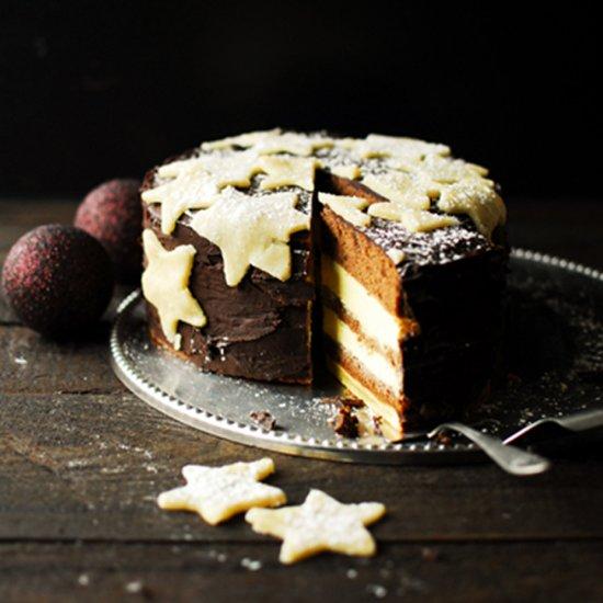 Gingerbread Cake  #food #blog