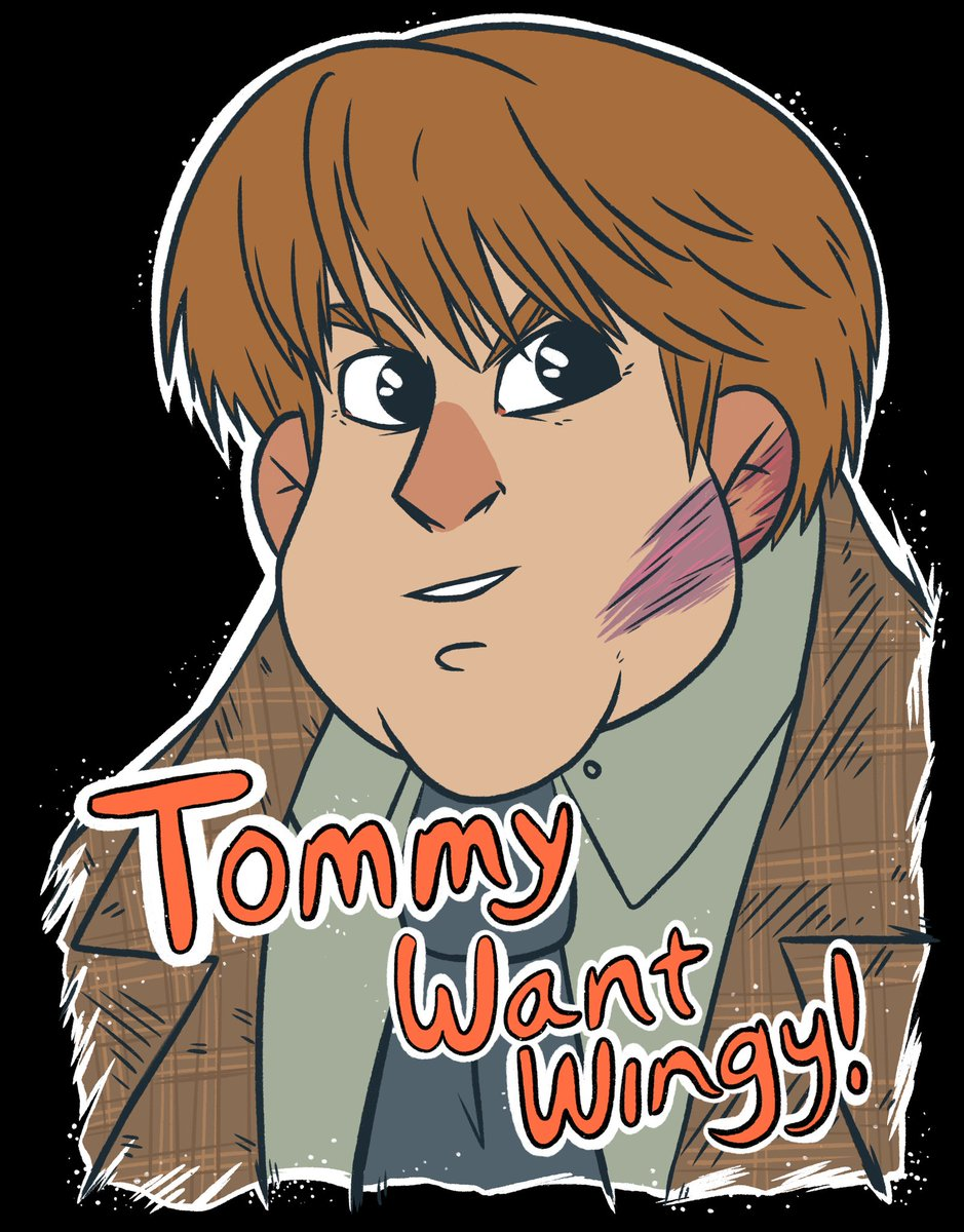 Some procreate fun. Chris Farley from Tommy Boy. One of my fav movies.. #chrisfarley #tommyboy #Fanart #art #90smovies #artist #digitalart #drawing #toon #myartworkpic.twitter.com/QZHK1lVs0V