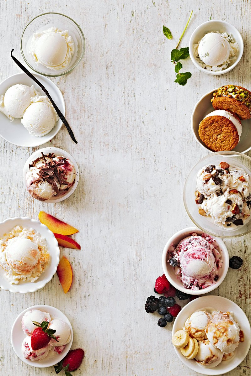 Learn how you can use your ice cream maker for frozen yogurt. #food #foodie