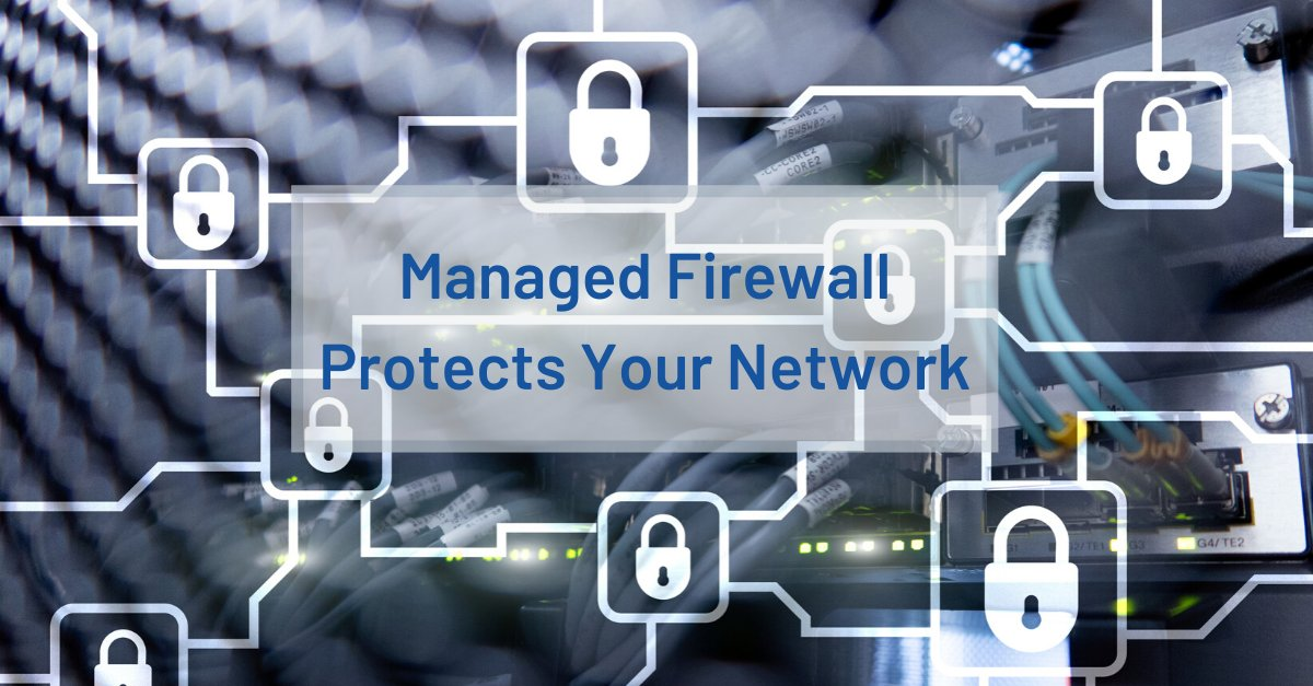 How confident are you in your network's security? Adam Baer, our Director of IT Services, has some thoughts to share about Managed Firewall - an affordable, low-maintenance way to keep your network safe.  https://okt.to/6YHALy  #ITservices#CyberSecurity#technologytuesday pic.twitter.com/hzdt3WxuCd