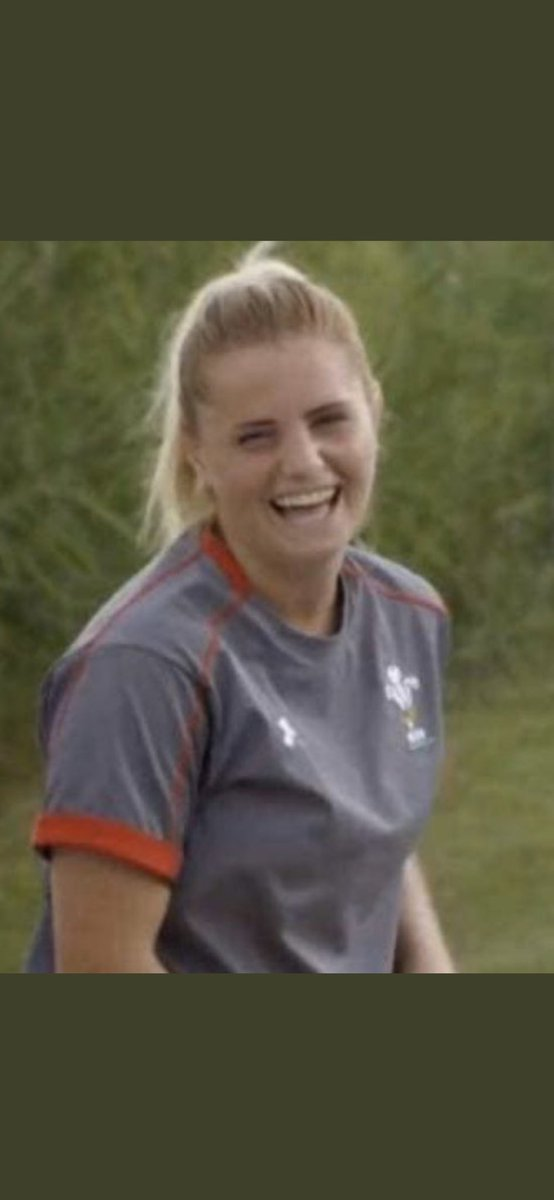 Just sat down. Full on day @BSERugby but time to reflect! Couldn't help but think Welsh girls being announced in GB training squad today may have had one more. #EK14 thoughts always with her family and friends today https://t.co/3ZtUfl3GHz