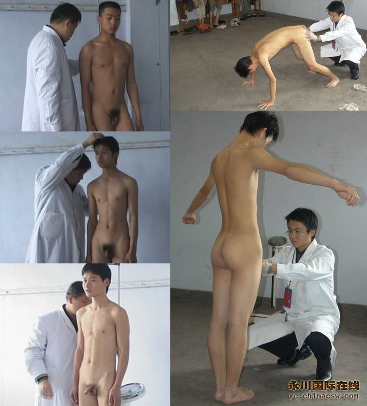 Nude male army medical exam gay yes drill sergeant