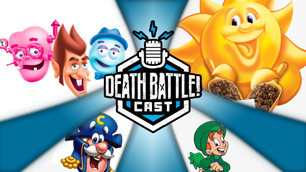 Death Battle On Twitter This Is Cereal Business Guys You Know The Drill Vote On Who Should Win This Very Very Serious Community Death Battle With The Hashtag Deathbattlecast Https T Co Ljhel1z6wn