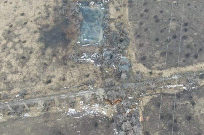 Ворог за добу 5 разів обстріляв позиції ЗСУ на Донбасі, застосувавши 120- та 82-мм міномети. Втрат немає, - штаб ОС - Цензор.НЕТ 5389